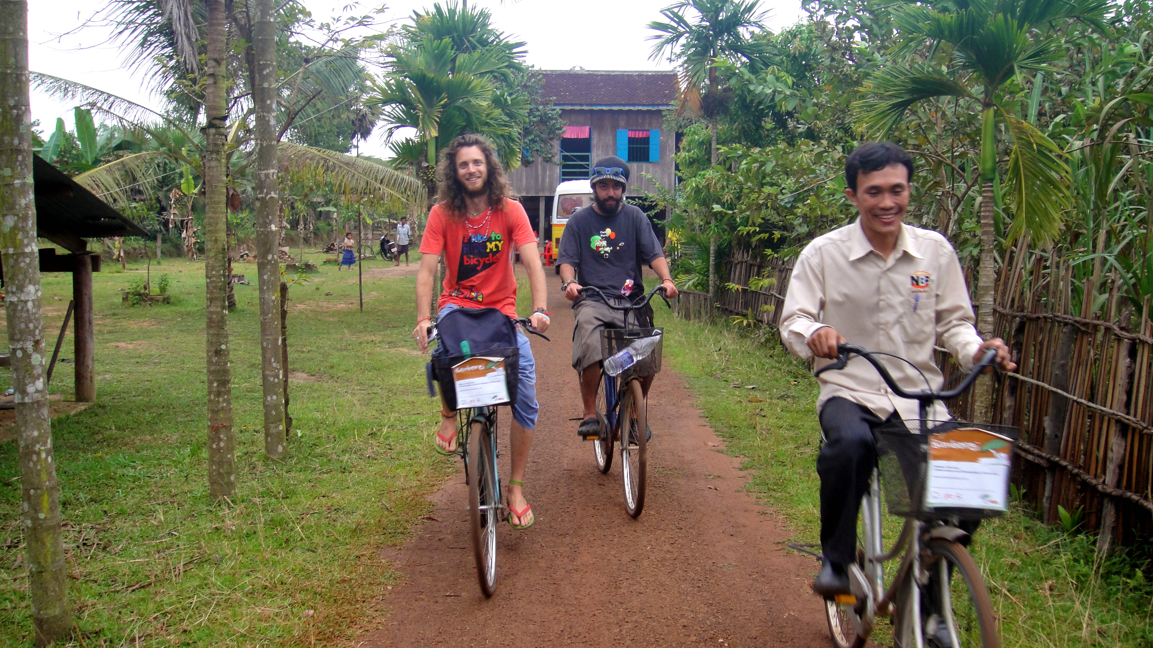 Cambodian Homestay Tours